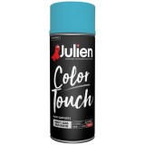 Bombe peinture Color Touch - 400 mL - bleu caraibes brillant