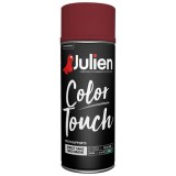 Bombe peinture Color Touch - 400 mL - rouge basque satin