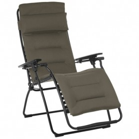 Fauteuil relax Futura multipositions - taupe
