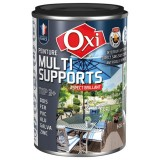 Peinture multi supports TOP3+ brillant 0.250 L - noir