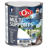 Peinture multi supports TOP3+ mat 0.5 L - blanc