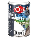 Peinture multi supports TOP3+ satin 0.250 L - rouge vif