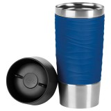 Travel mug wave 0l36 bleu