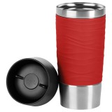 Travel mug wave 0l36 rouge