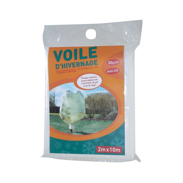 Voile hivernage - 2x10 m - 326 - CELLOPLAST