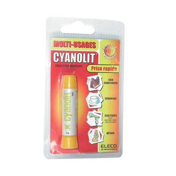 Colle multi-usages - 2 g  - 33300007 - CYANOLIT
