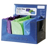 Sac pliable in the pocket 44x36cm