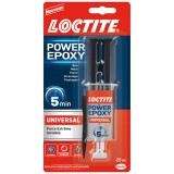 Loctite power epoxy universelle trans 25ml