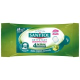 Sanytol lingettes 4 actions protection x48