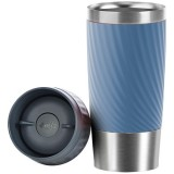 Travel mug Easy Twist 0l36 bleu