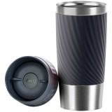 Travel mug Easy Twist 0l36 gris