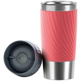 Travel mug Easy Twist 0l36 rouge