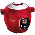 Multicuiseur Cookeo rouge 180 recettes