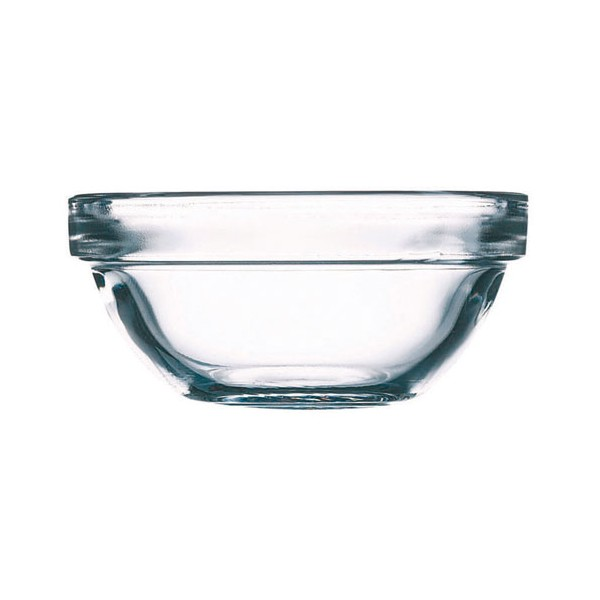 Saladier transparent empilable - D: 29 cm - 23720 - LUMINARC