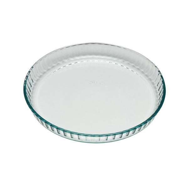 moule tarte rond 30 cm 814b000 5046 pyrex home. Black Bedroom Furniture Sets. Home Design Ideas