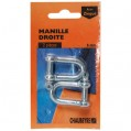 Manille droite - 12 mm - 8361023 - Chaubeyre