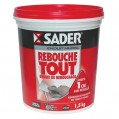 Enduits de rebouchage - 4 Kg  - 110800 - Sader