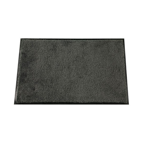 Tapis absorbant confor 60x80 cm gris id mat home for Tapis de cuisine absorbant